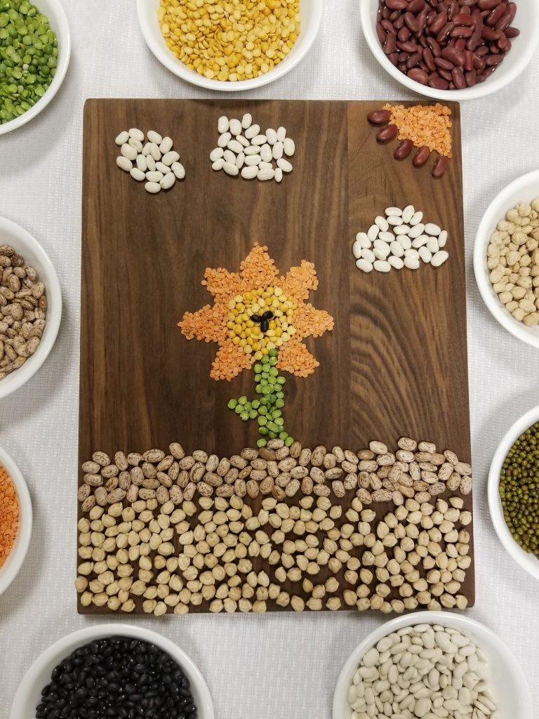 Beans and pulses