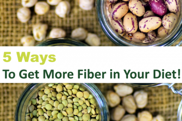 How to get more fiber in your diet video
